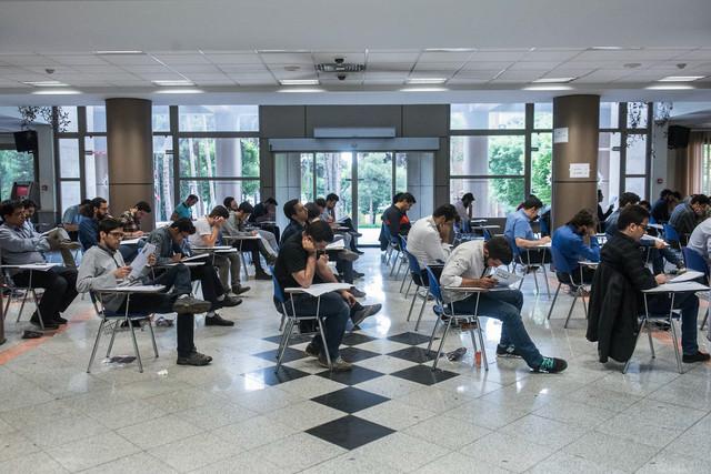 توزیع کارت ورود به جلسه آزمون کارشناسی ارشد از 3 اردیبهشت