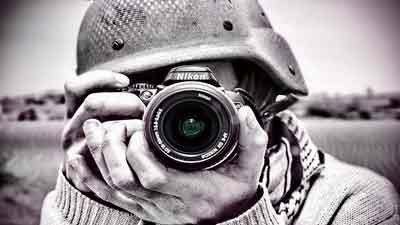 یک نشست تخصصی عکاسی با محوریت جنگ