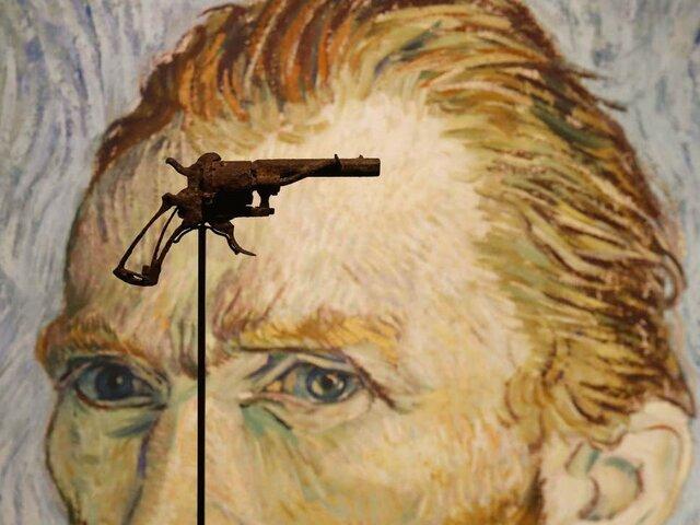 مشهورترین اسلحه تاریخ هنر به فروش رسید