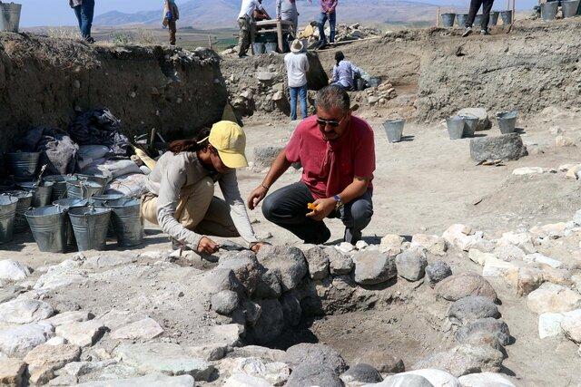 کشف بقایای پستخانه ایرانی ۲۵۰۰ ساله در ترکیه
