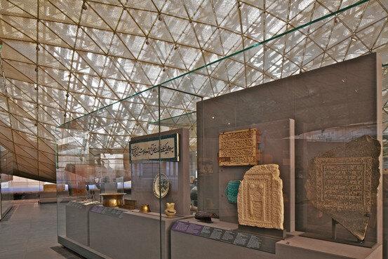 توسعه دپارتمان هنر اسلامی موزه لوور