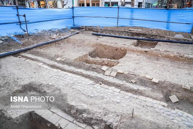 کشفیات جدید چهارباغ؛ از قاجار تا هزارۀ چهارم پیش از میلاد