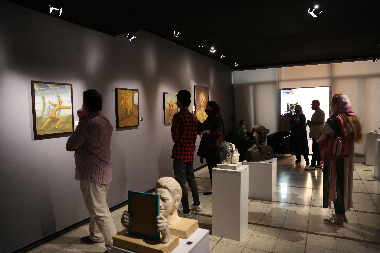 روایت کیمیا نوریان از نمایشگاه انسان تا نسیان