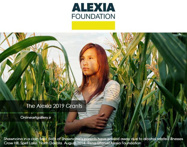 فراخوان رقابت عکاسی Alexia 2019