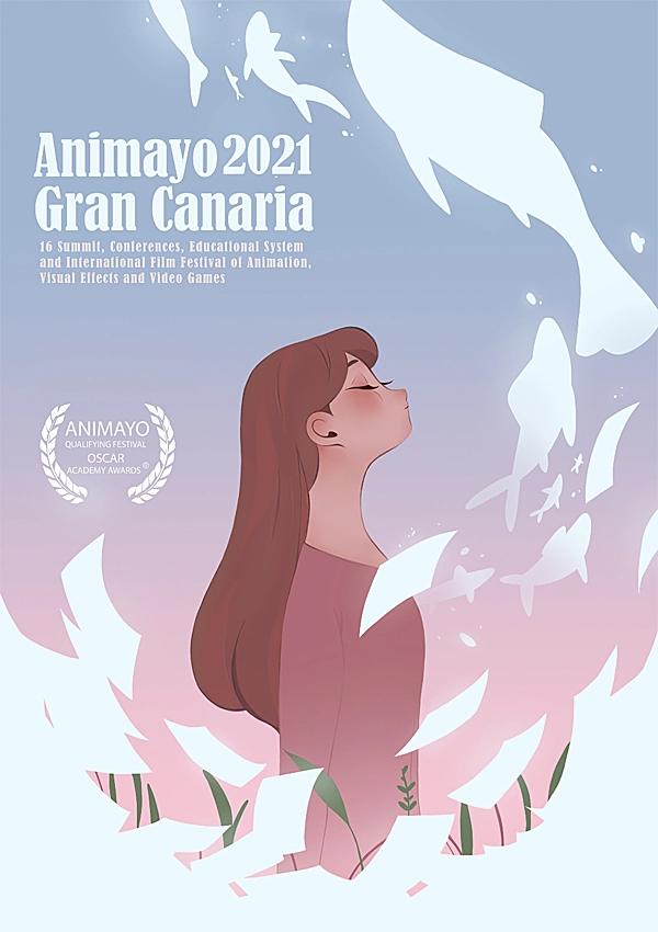 فراخوان رقابت طراحی پوستر جشنواره انیمیشن Animayo