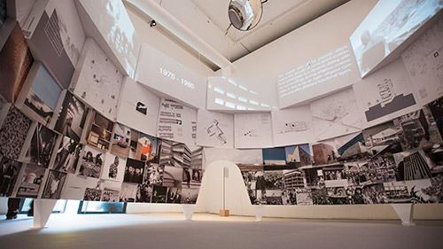 گزارش تصویری پانزدهمین دوسالانه معماری ونیز و حضور گروه معماری واو از ایران با حمایت «بنیاد لاجوردی»