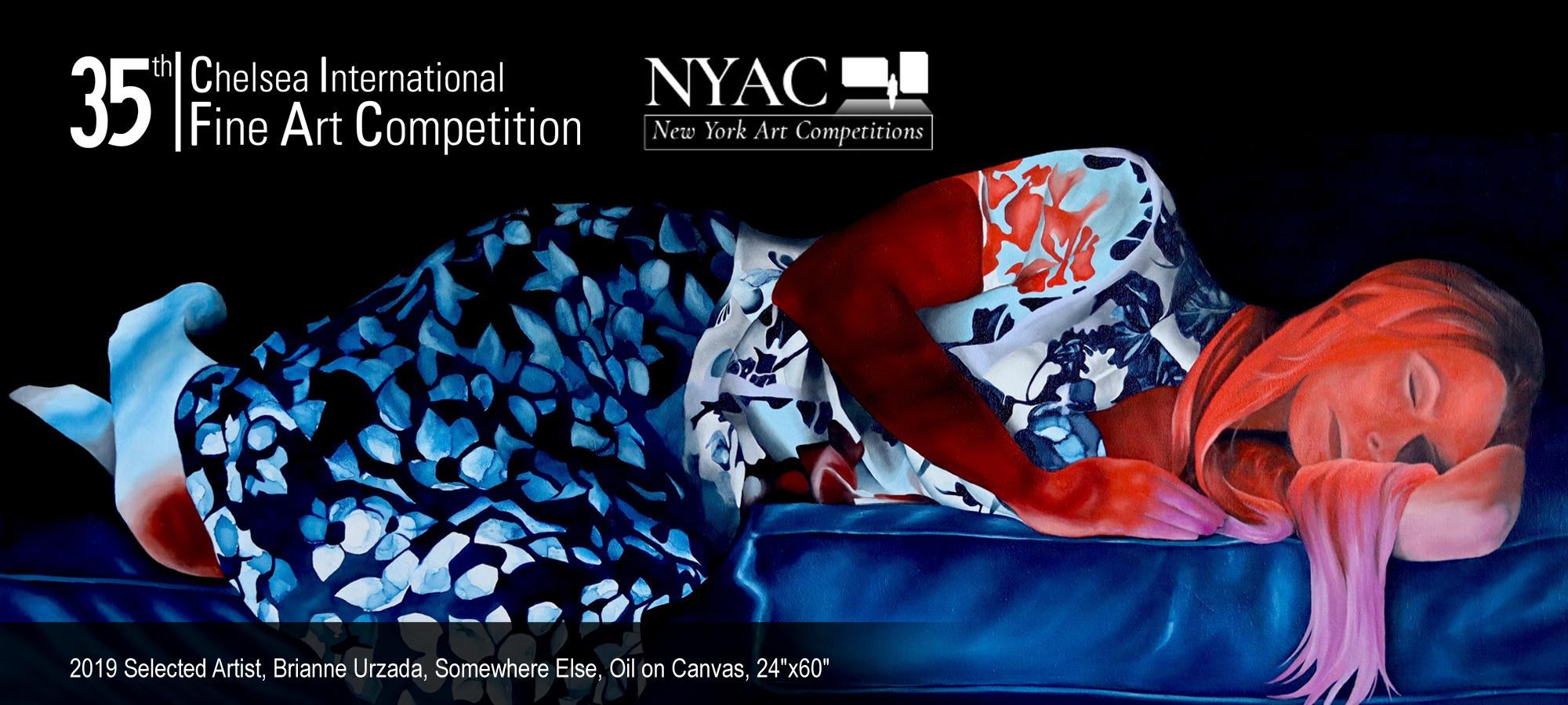فراخوان رقابت بین المللی هنرهای زیبا چلسی (CIFAC)