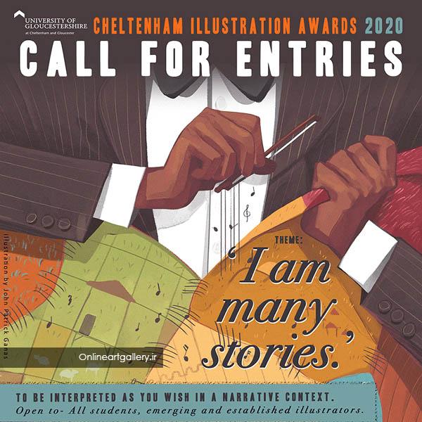 فراخوان جوایز تصویرگری Cheltenham