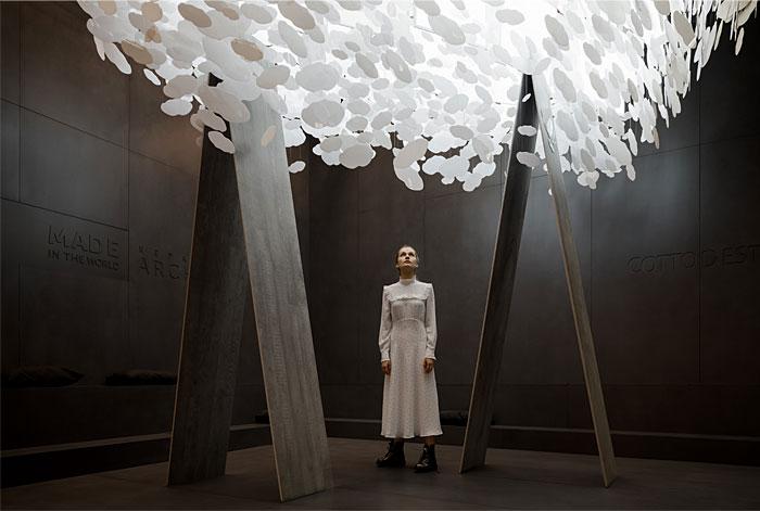 حضور Cotto d'Este در Arch Moscow 200 با معماران Arch-Skin و IND