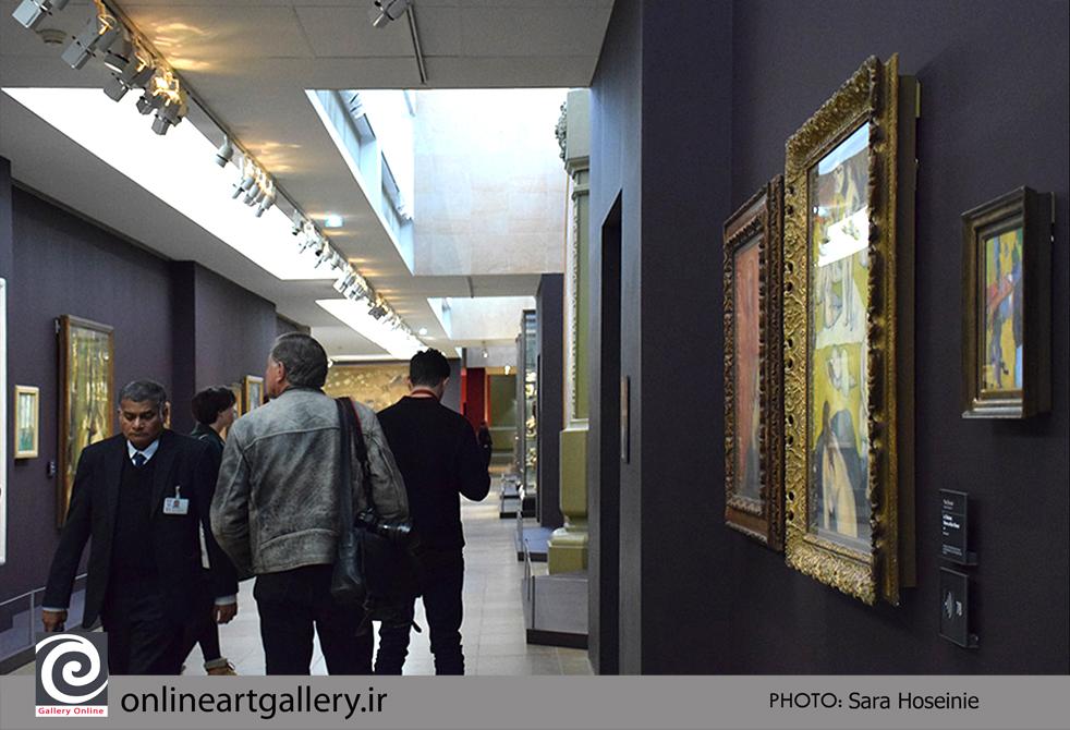 گزارش تصویری نقاشی های موزه d`Orsay پاریس (بخش پنجم)