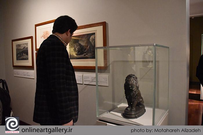 گزارش تصویری از نمایشگاه آثار موزه لوور در موزه ملی تهران (بخش چهارم)