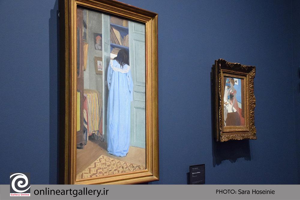 گزارش تصویری نقاشی های موزه d`Orsay پاریس (بخش شانزدهم)