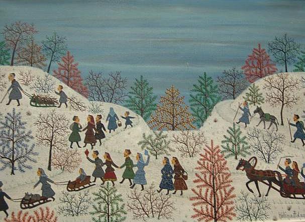 نگاهی به آثار هنرمند پیشرو روسی