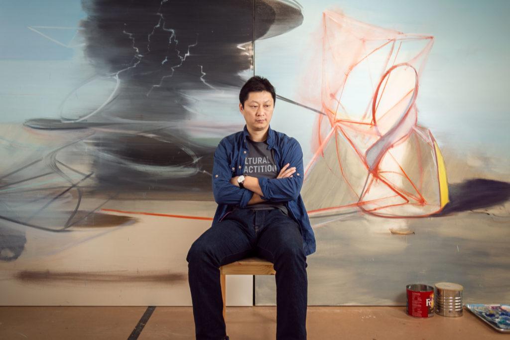 بی رحمی دنیای مدرن در آثار هنرمند چینی