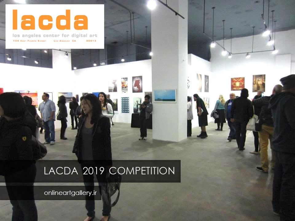 فراخوان نمایشگاه بین المللی LACDA