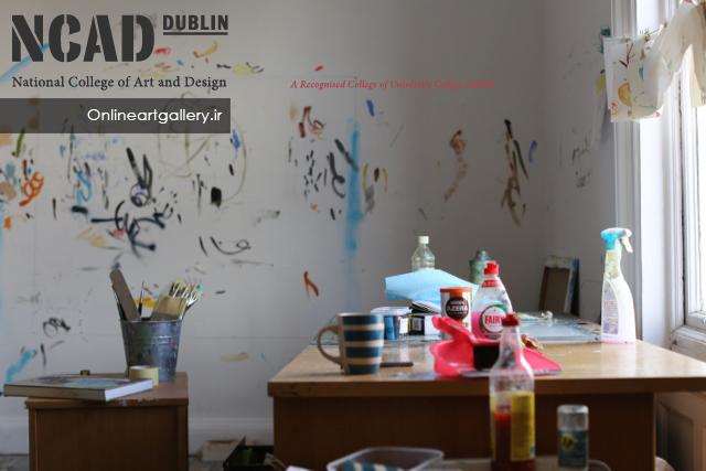فراخوان بورسیه تحصیلی کارشناسی ارشد رشته طراحی و هنرهای زیبا، در کالج ملی هنر و طراحی ایرلند