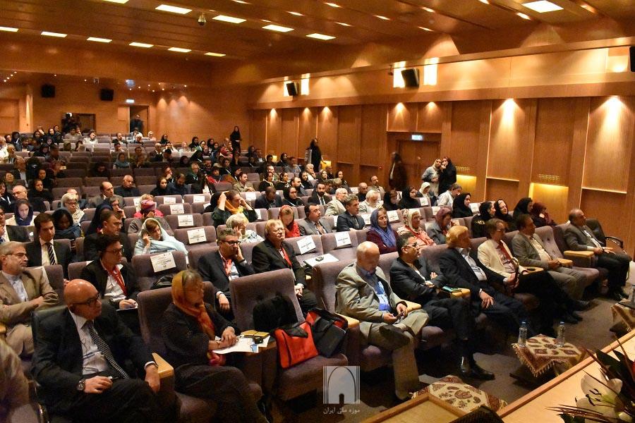 """چهل و یکمین نشست """"موزه شناسی و تقدس"""" توسط ایکوم در موزه ملی ایران افتتاح شد"""