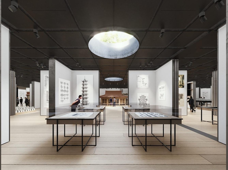 سبک مینیمالیست موزه شهرسازی و معماری کره با طراحی استودیوی معماری STL Architects