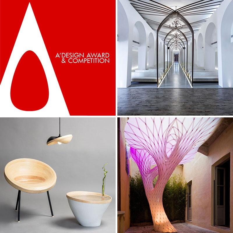نگاهی به 20 اثر منتخب جایزه A' Design در سالهای گذشته