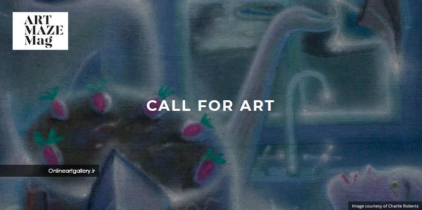 فراخوان رقابت مجله ArtMaze