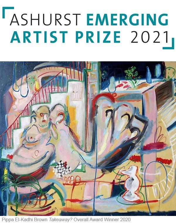 فراخوان بین المللی جایزه هنرمندان نوظهور Ashurst 2021
