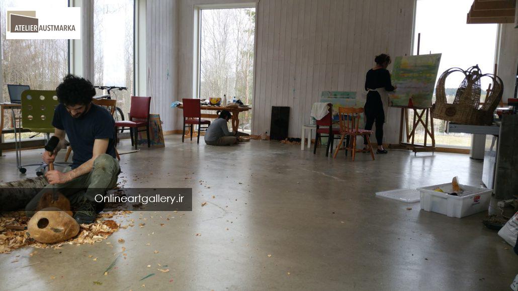 فراخوان رزیدنسی هنرمندان در نروژ