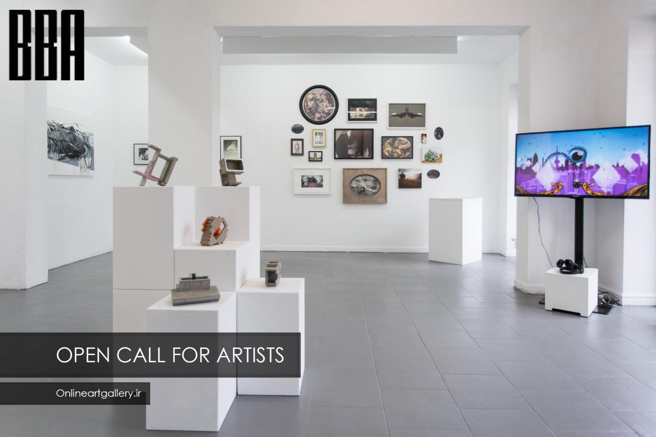 فراخوان نمایشگاه هنر تجسمی گالری BBA برلین