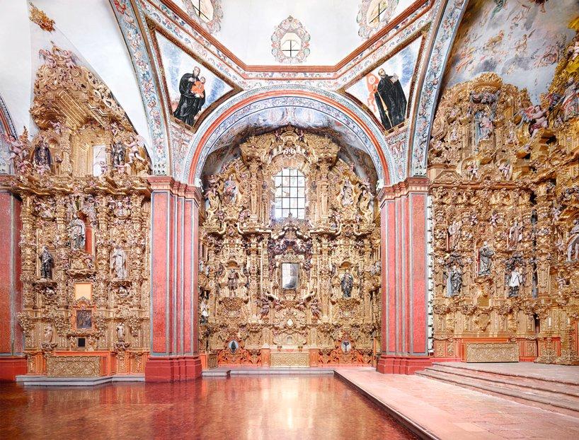جستجو در فضا های داخلی کلاسیک مکزیک