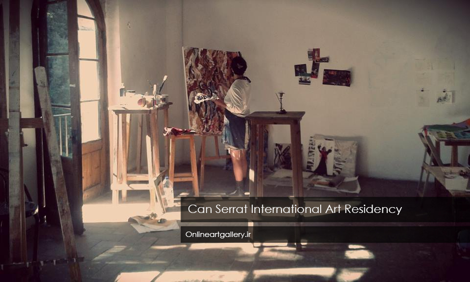 فراخوان رزیدنسی Serrat در اسپانیا