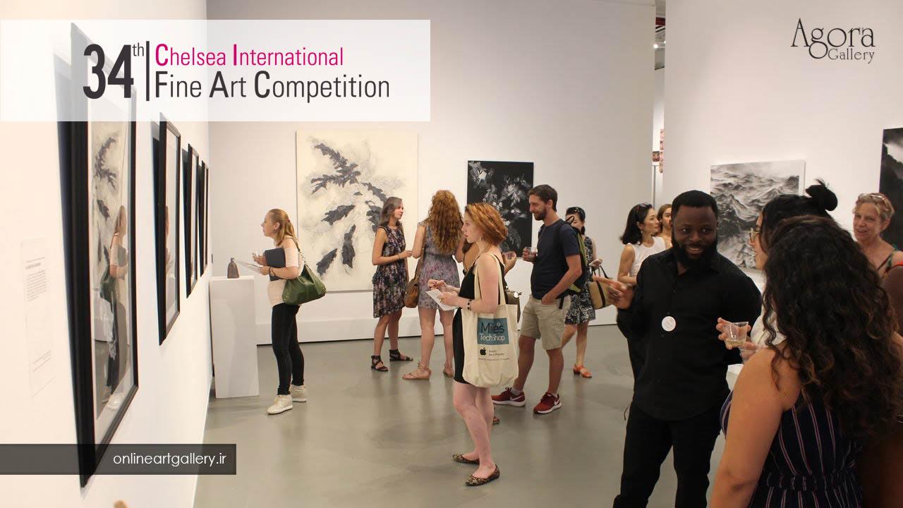 فراخوان مسابقات بین المللی هنر تجسمی چلسی (CIFAC)