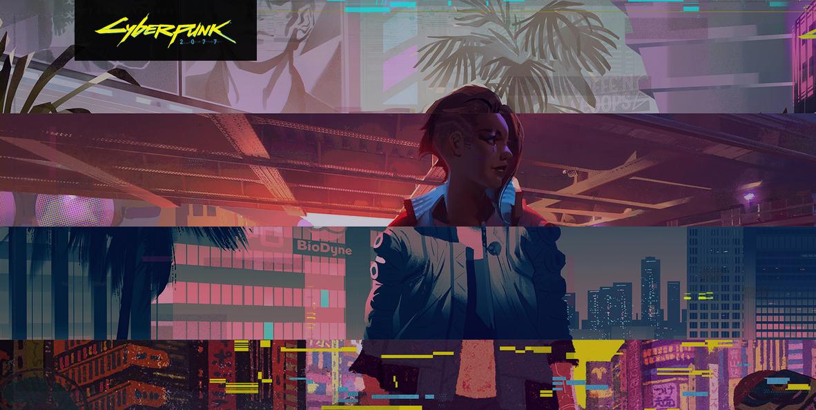 فراخوان مسابقه تصویرسازی Cyberpunk 2077