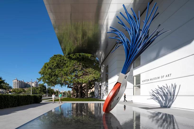 توسعه پروژه موزه هنر نورتون با همکاری دفتر فاستر و شرکاء