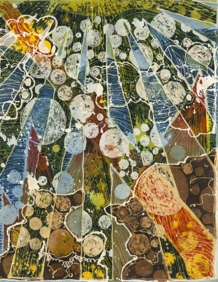 گزارش تصویری نمایش آثار ژیوگو دانکن در گالری Meem دوبی