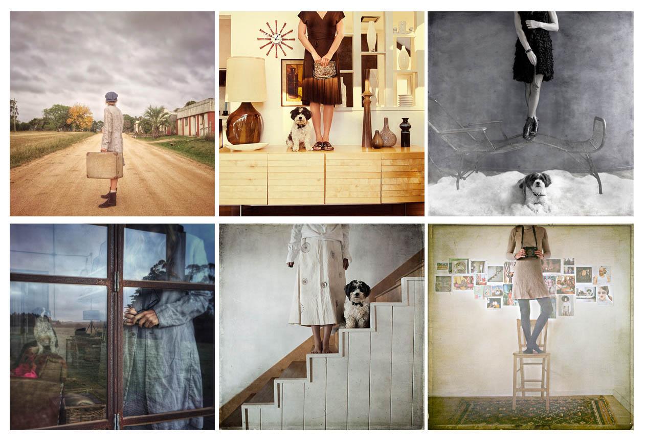 گستره کارهای هایدی لندر؛ از نیویورک تا لس آنجلس و از لندن تا پاریس