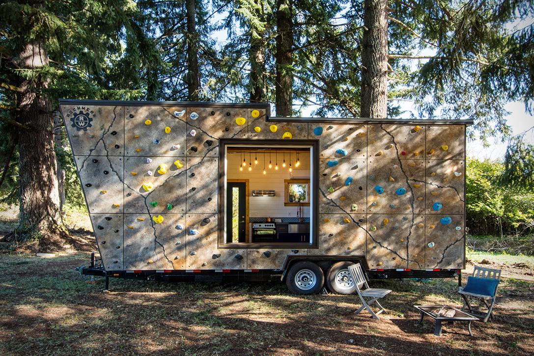 نگاهی به طراحی خانه کوچک ماجراجو