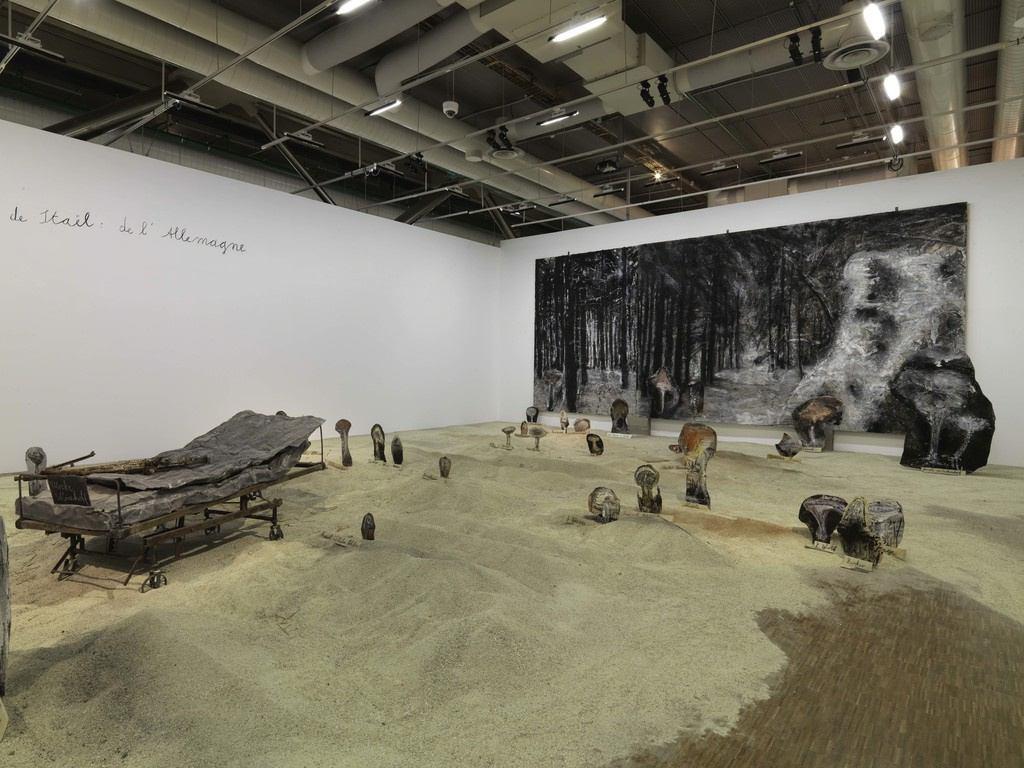 نگاهی به آثار آنسلم کیفر/گزارش تصویری