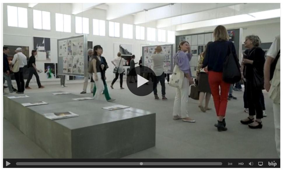 ویدئوی دوسالانه ونیز 2015 (بخش دوازدهم)