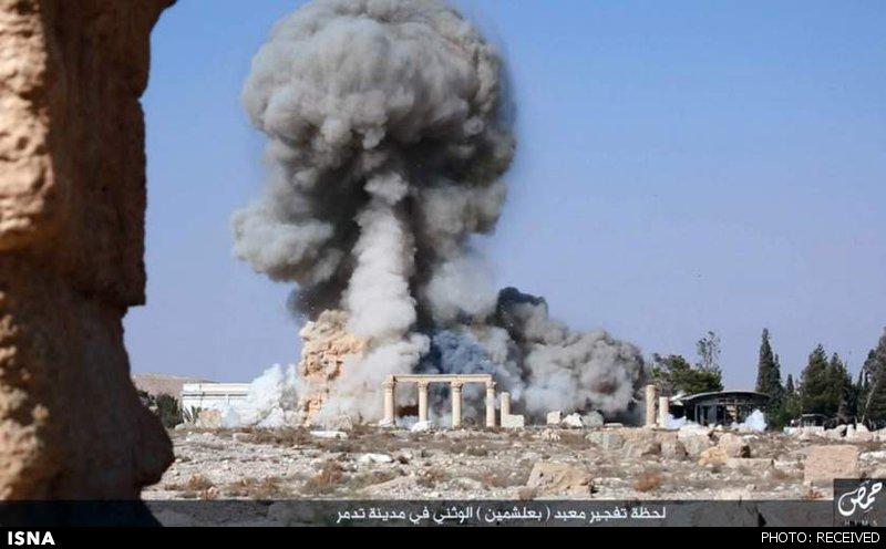عکسهای تکاندهنده داعش از یک فاجعه