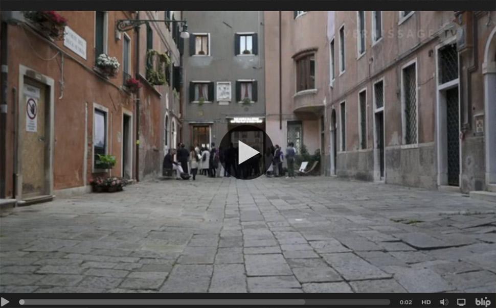ویدئوی دوسالانه ونیز 2015 (بخش سوم)