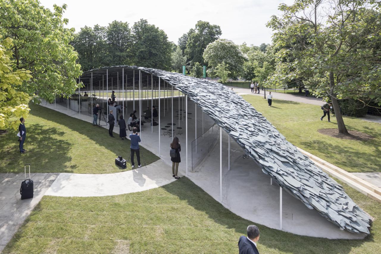 طراحی غرفه با تاکید بر ارتباط فضای خارجی و داخلی