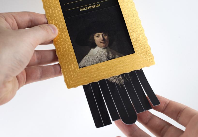 فروش کارت پستال های برش خورده در موزه ها