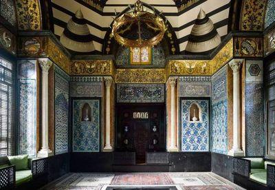 موزه لیتون انگلیس با نقاشی دیواری یک هنرمند ایرانی افتتاح شد