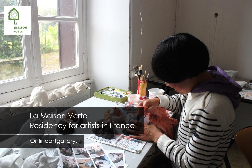 فراخوان رزیدنسی هنرمندان در فرانسه