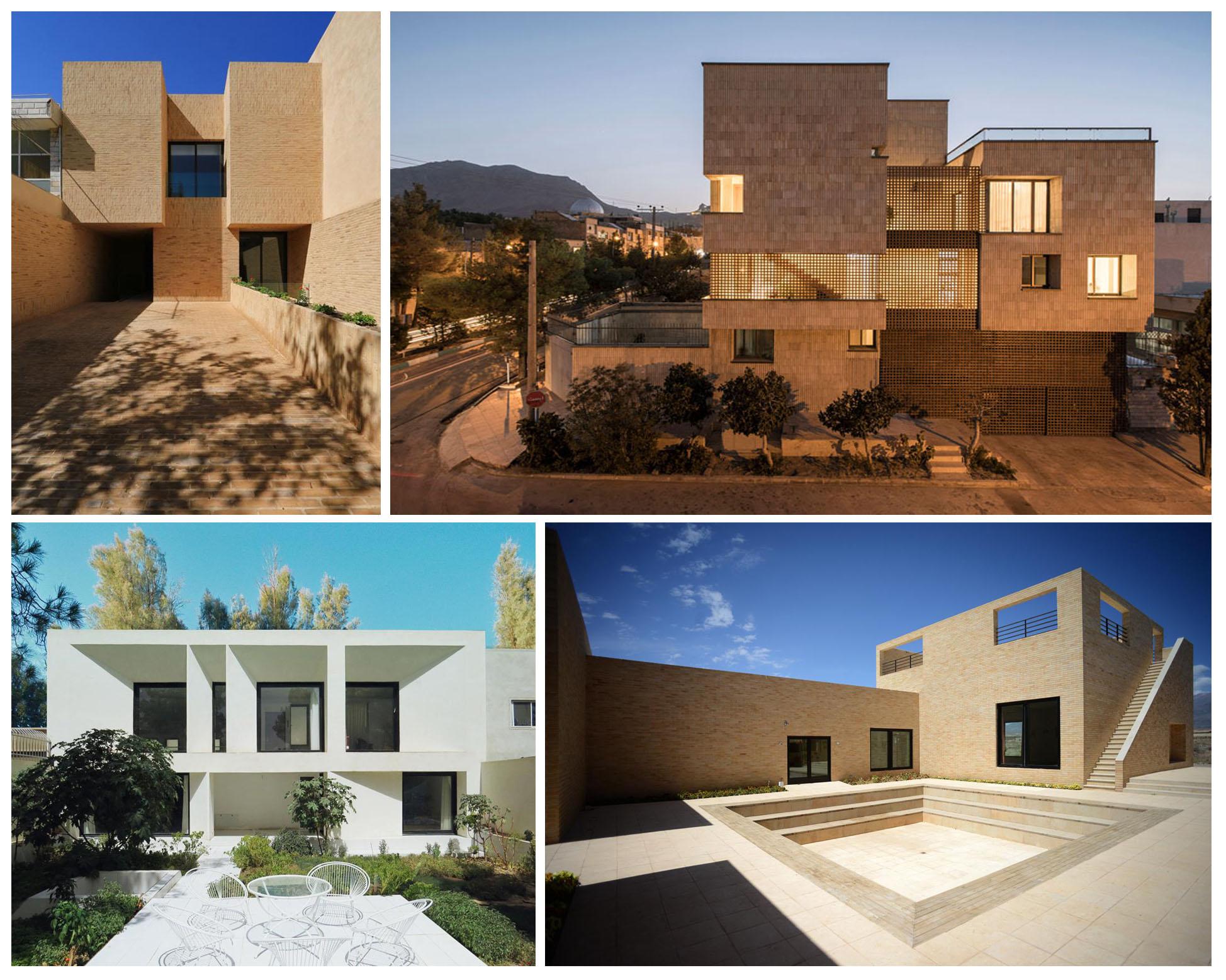 نگاهی به پروژه های برگزیده هجدهمین دوره جایزه معمار