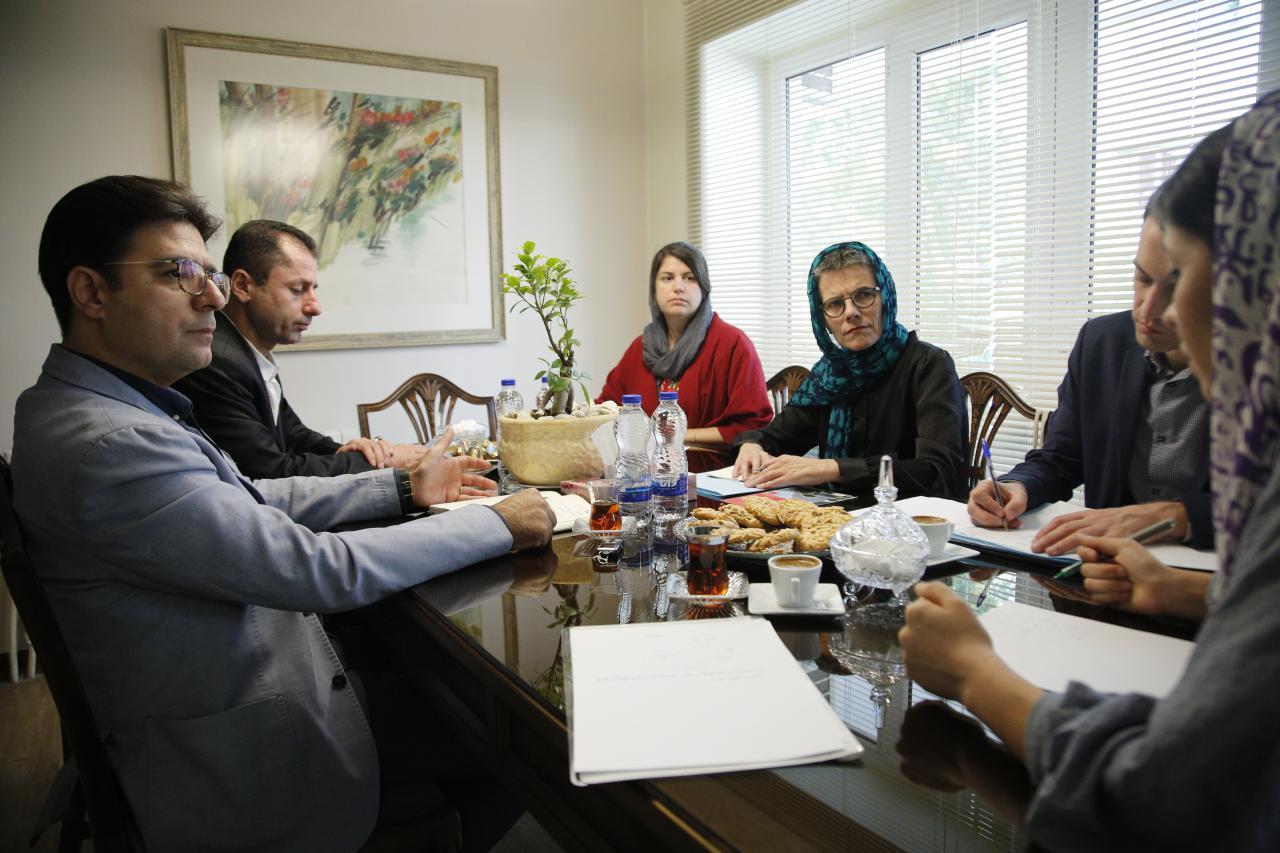 جایگاه درخشان هنرمندان ایرانی درشهرك بین المللی هنر پاریس
