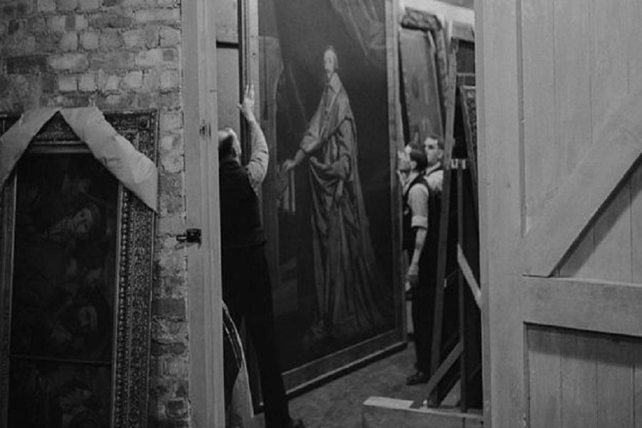 گنجینه هنری بریتانیا چطور از حملات هیتلر مصون ماند