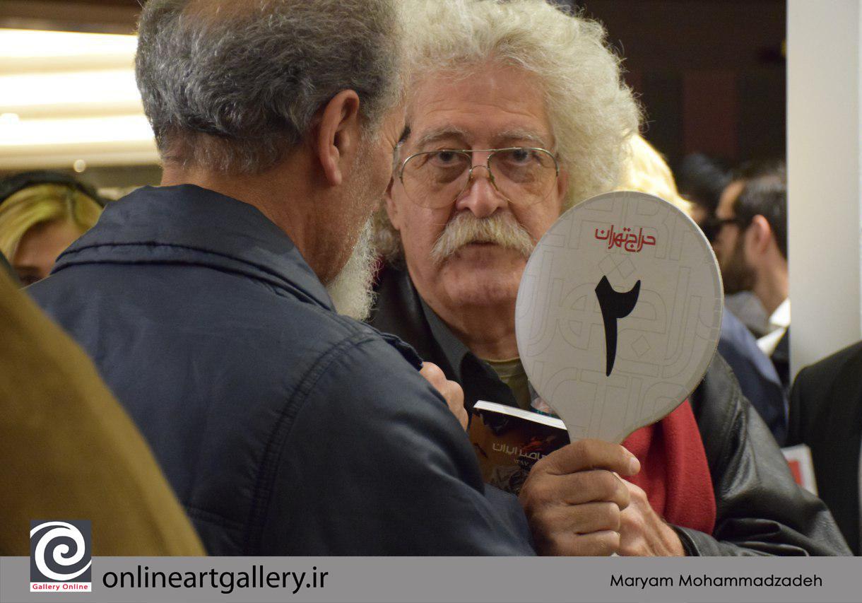 واکنش غلامرضا نامی به حاشیه های فروش اثر «رکنی حائریزاده» در دهمین دوره حراج تهران