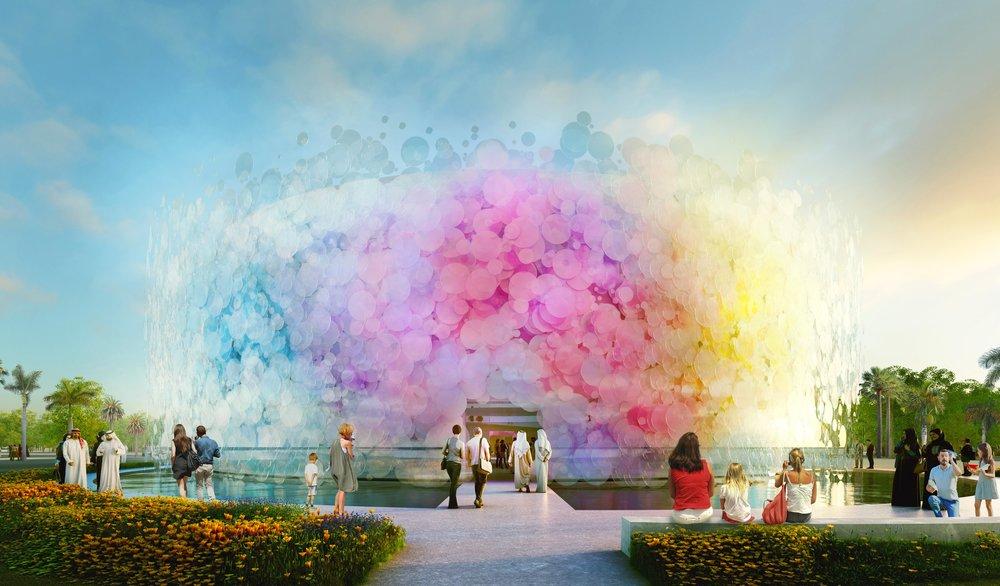 """""""غیرممکن""""؛ طرحی برای اکسپو 2020 دوبی"""