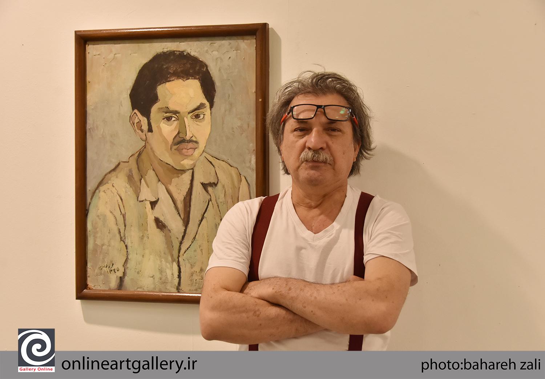 عبدالحمید پازوکی: خودش را در همه این آثار دیدم