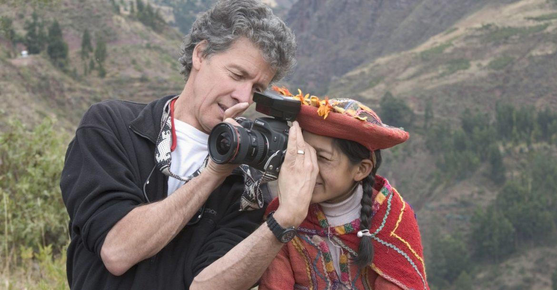 پرتره هایی به گستره جهان؛ از تبت تا جنگل های آمازون
